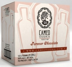 CHOCOLATE VODKA - SILVER AND BRONZE MEDAL AWARDS